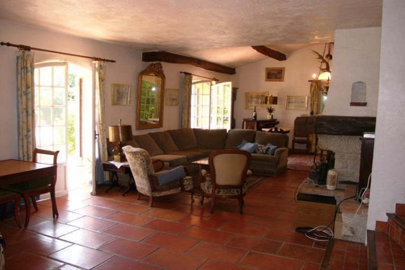 Verkoop van prestige  huis Châteauneuf-grasse 990000€ - Foto 7