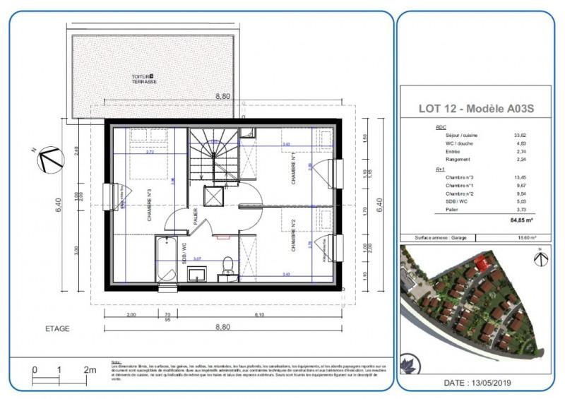 Vente maison / villa L isle d'abeau 249000€ - Photo 3