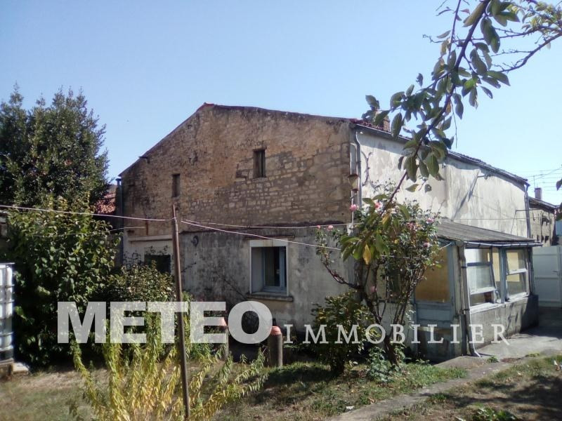 Vente maison / villa Lucon 79 106€ - Photo 1