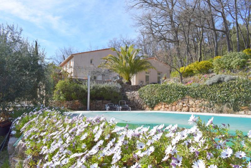 Revenda casa Seillans 795000€ - Fotografia 1