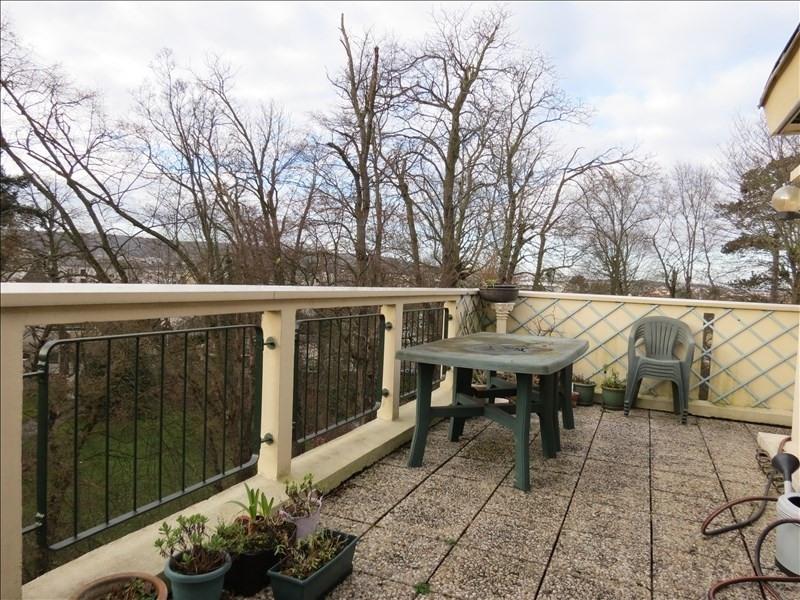 Vente appartement Le plessis bouchard 275000€ - Photo 1