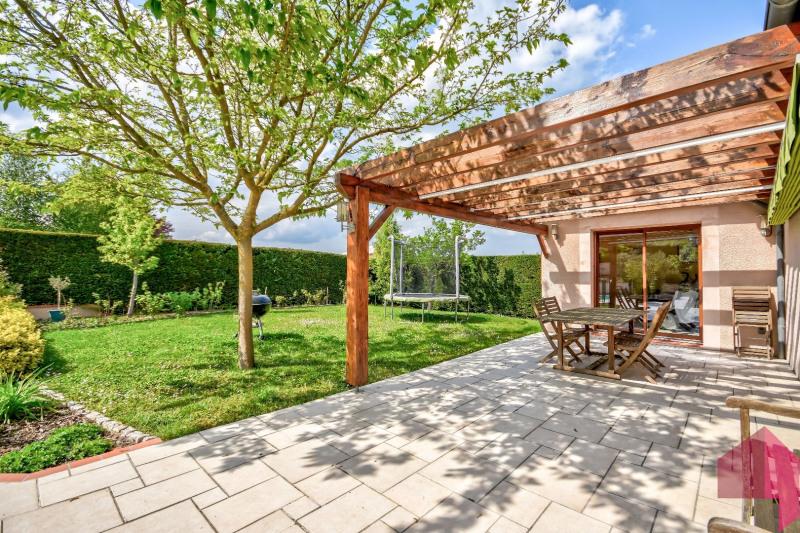 Vente maison / villa Quint fonsegrives 450000€ - Photo 3