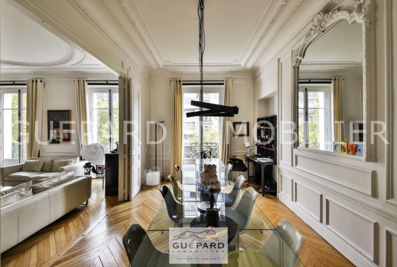 Deluxe sale apartment Paris 17ème 2 790 000€ - Picture 2