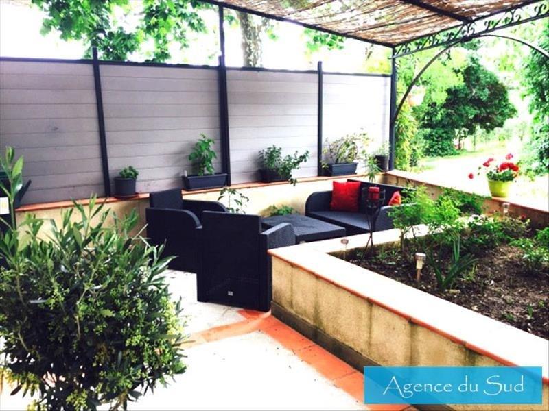 Vente maison / villa Roquevaire 375000€ - Photo 2