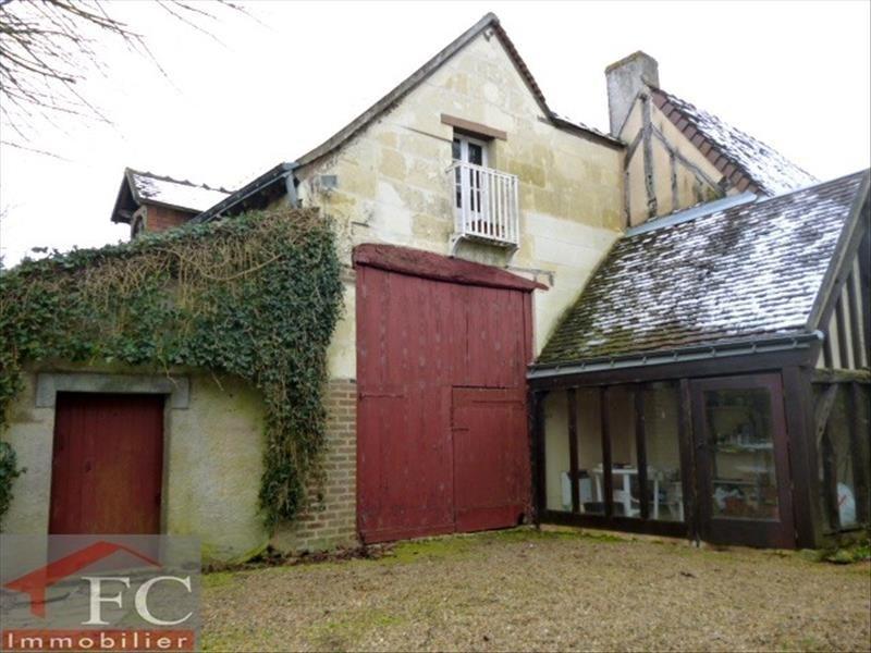 Vente maison / villa Monthodon 125000€ - Photo 3
