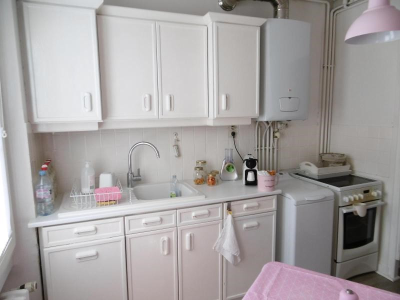 Sale apartment Cusset 99 000€ - Picture 4