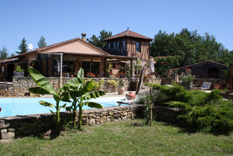 Sale house / villa Campagne 409 500€ - Picture 1