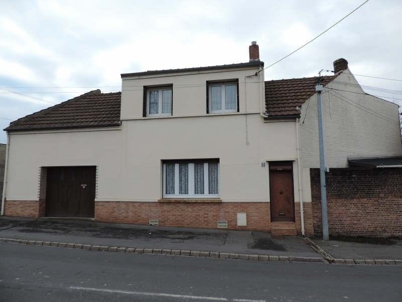 Vendita casa Achicourt 107000€ - Fotografia 1