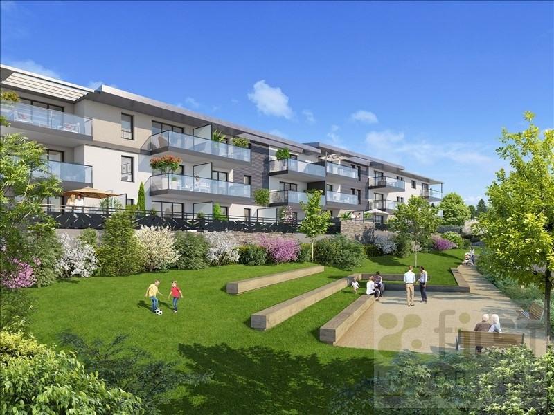 Vendita appartamento Aix les bains 314000€ - Fotografia 2