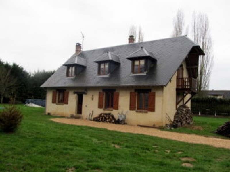 Sale house / villa La neuve lyre 153000€ - Picture 1