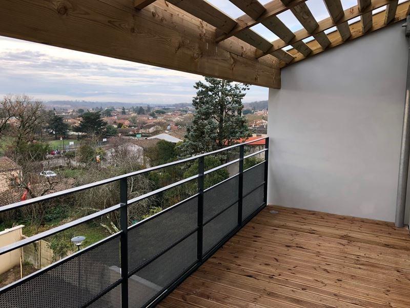 Rental apartment Pibrac 716€ CC - Picture 1