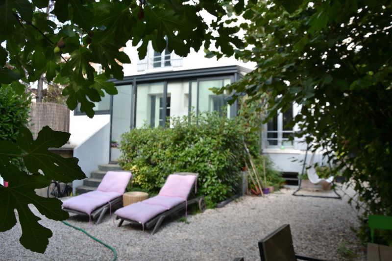 Sale house / villa Courbevoie 1480000€ - Picture 1