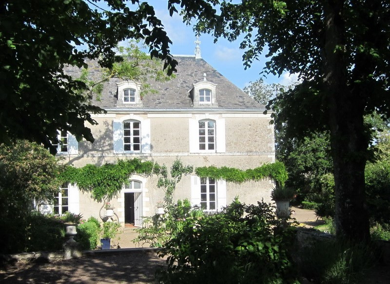 Deluxe sale house / villa Angers sud 945 000€ - Picture 2