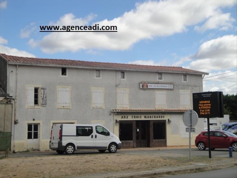 Vente maison / villa Mougon 156000€ - Photo 1