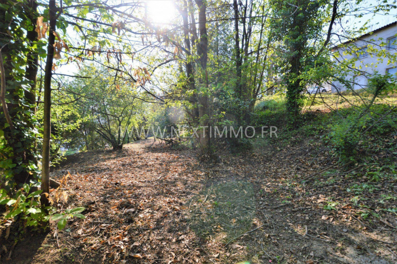 Vente terrain Menton 260 000€ - Photo 1