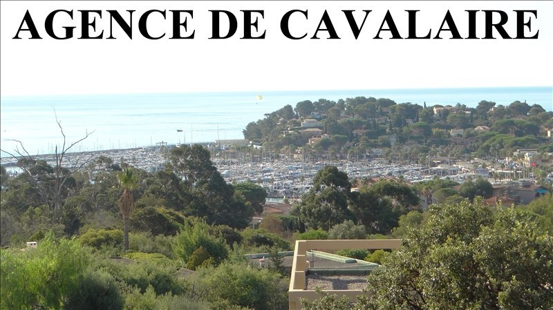 Vente appartement Cavalaire 259000€ - Photo 1