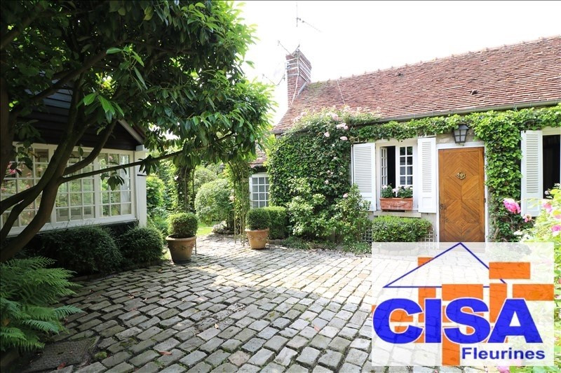 Sale house / villa Senlis 275 000€ - Picture 1