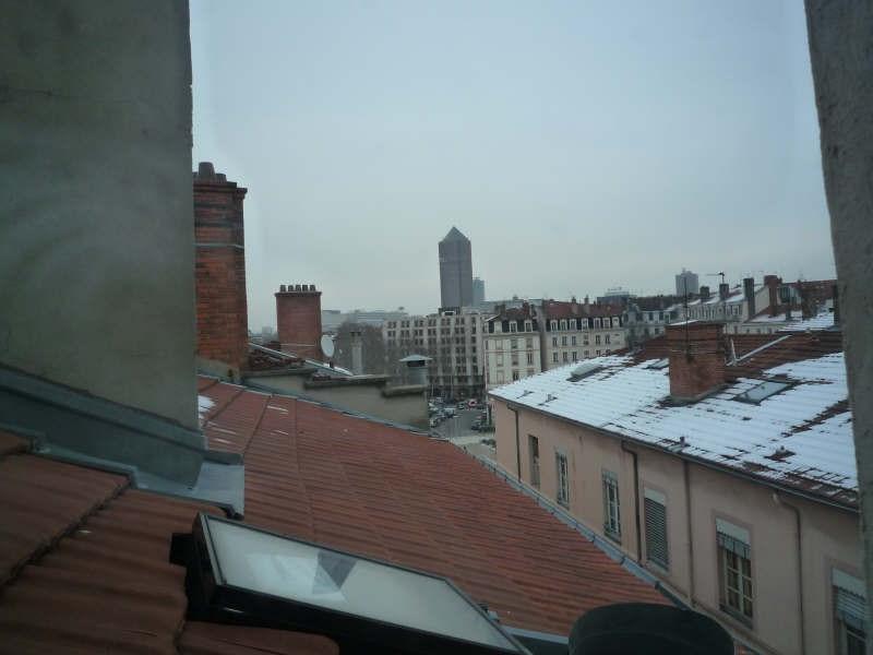 Rental apartment Lyon 3ème 710€ CC - Picture 4