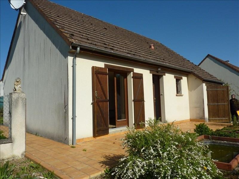 Location maison / villa Mazange 460€ CC - Photo 8