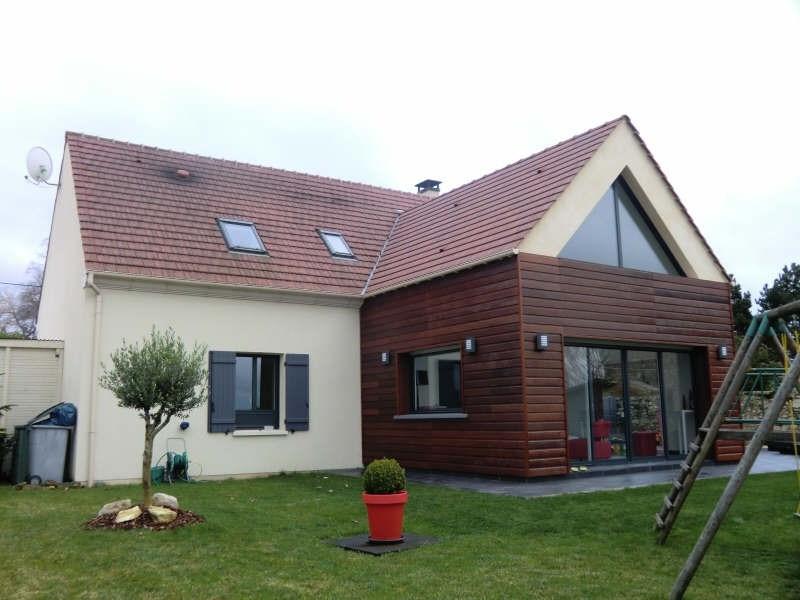 Sale house / villa Marines 356600€ - Picture 3