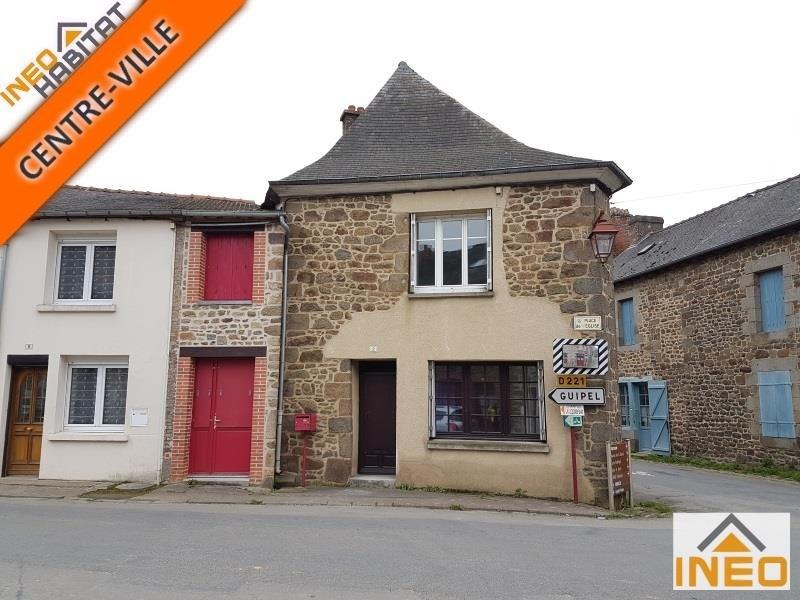 Vente maison / villa Hede 115500€ - Photo 1