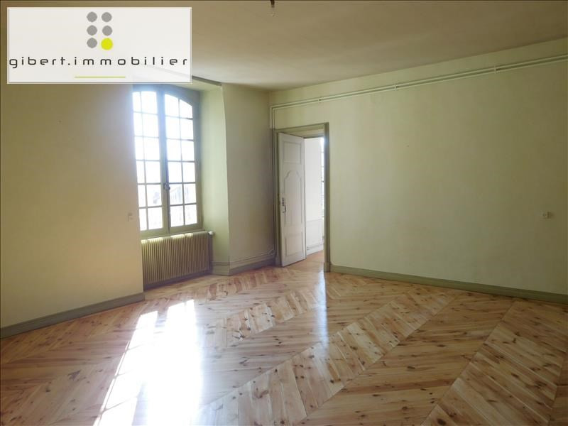 Rental apartment Le puy en velay 590€ CC - Picture 1