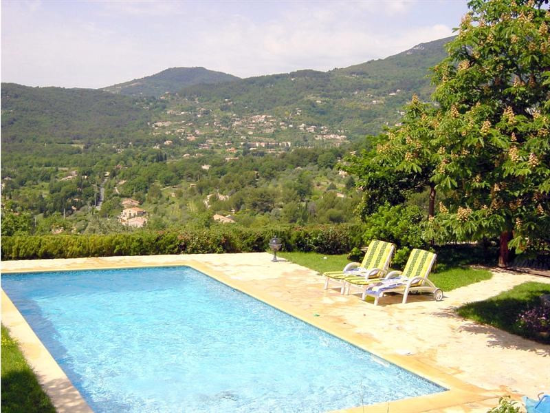 Deluxe sale house / villa Fayence 892 000€ - Picture 4