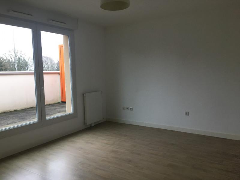 Location appartement Nantes 446€ CC - Photo 1