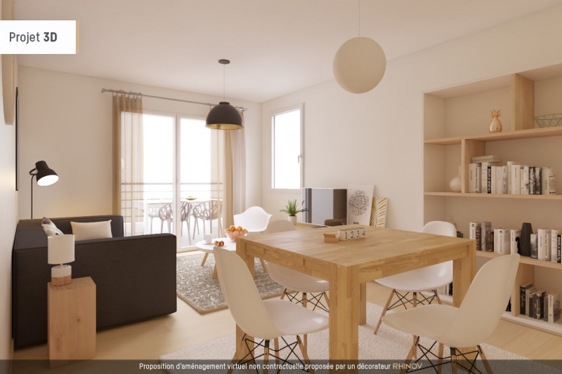Sale apartment Billère 99 000€ - Picture 2
