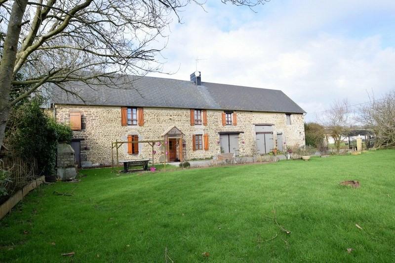 Vente maison / villa St denis le gast 160500€ - Photo 1