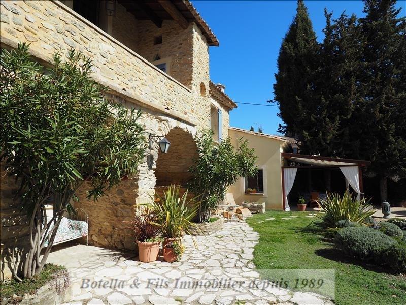 Verkoop van prestige  huis Uzes 745000€ - Foto 14