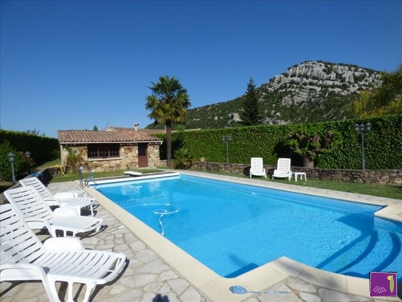 Vente de prestige maison / villa Les vans 690000€ - Photo 3