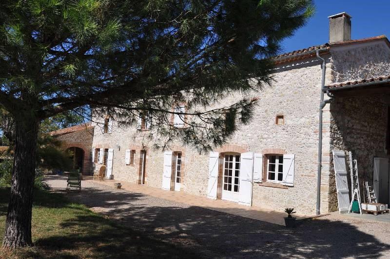 Vente maison / villa L'albarede 375000€ - Photo 1