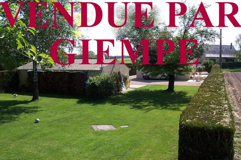 Vente maison / villa Seiches sur le loir 197 000€ - Photo 1