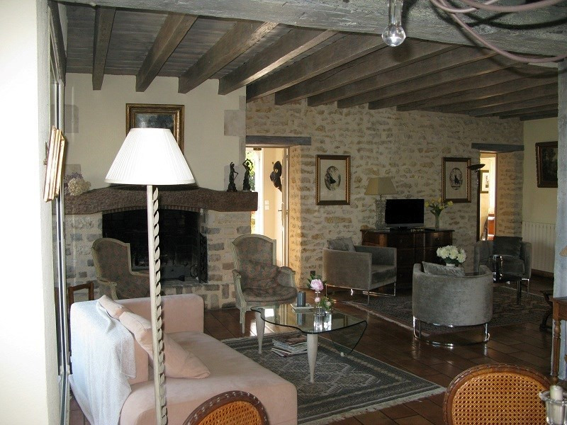 Sale house / villa Fourchambault 335 000€ - Picture 1