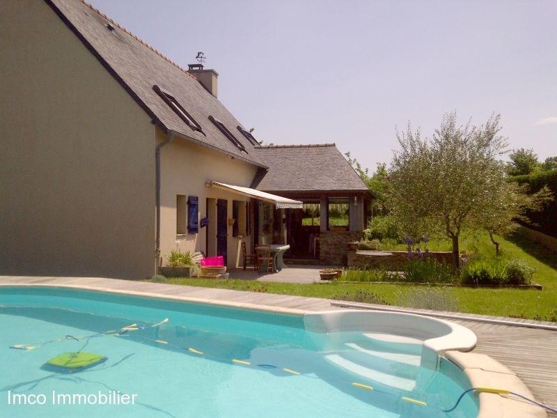 Sale house / villa Saint jouan des guerets 356320€ - Picture 1