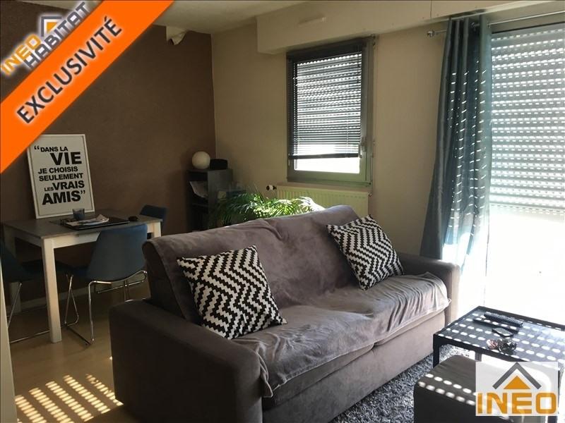 Location appartement Geveze 500€ CC - Photo 1