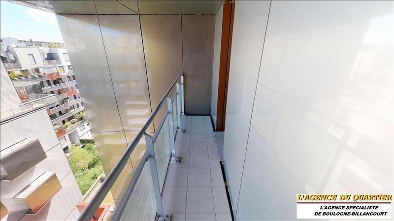 Sale apartment Boulogne billancourt 643000€ - Picture 9