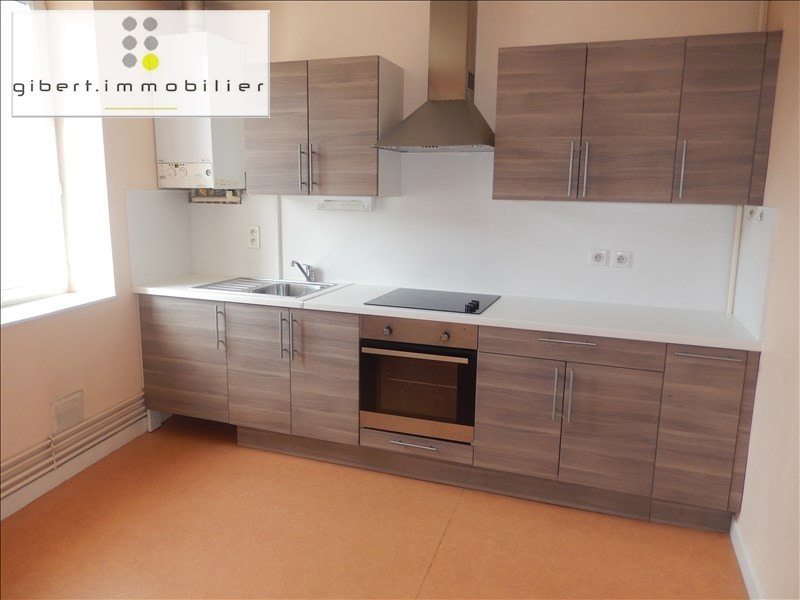 Rental apartment Le puy en velay 476,79€ CC - Picture 1