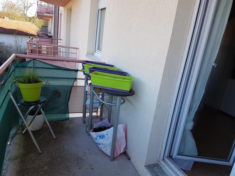 Sale apartment Pont de cheruy 125000€ - Picture 4