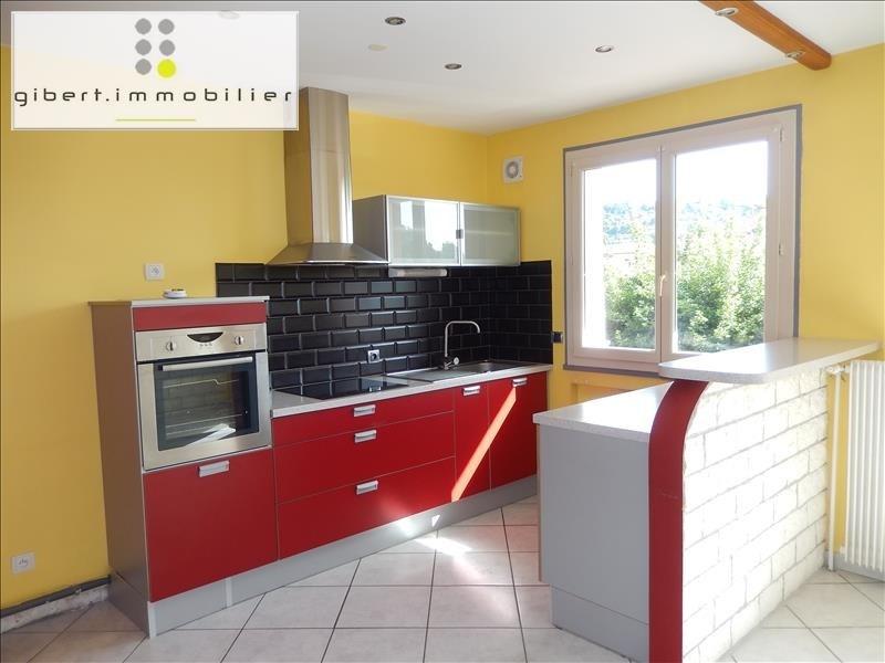 Rental apartment Le puy en velay 461,79€ CC - Picture 1