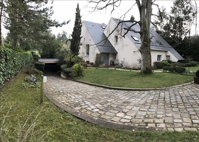 Deluxe sale house / villa St nom la breteche 1595000€ - Picture 2