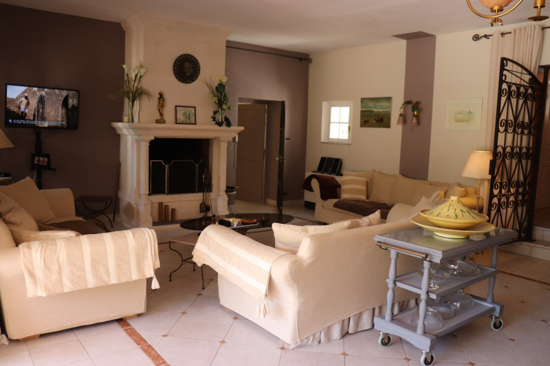 Vacation rental house / villa Grimaud 5 000€ - Picture 9