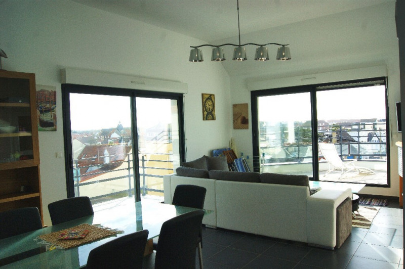 Sale apartment Merlimont 243 000€ - Picture 1