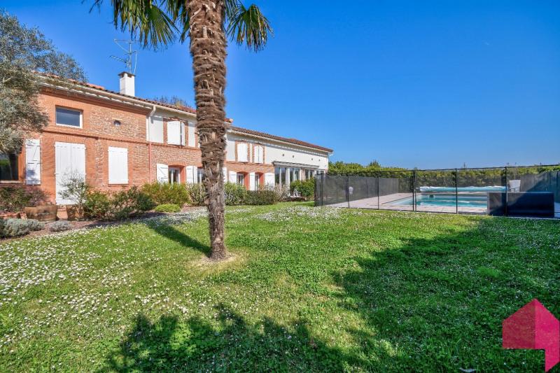 Venta de prestigio  casa Castelmaurou 950000€ - Fotografía 2