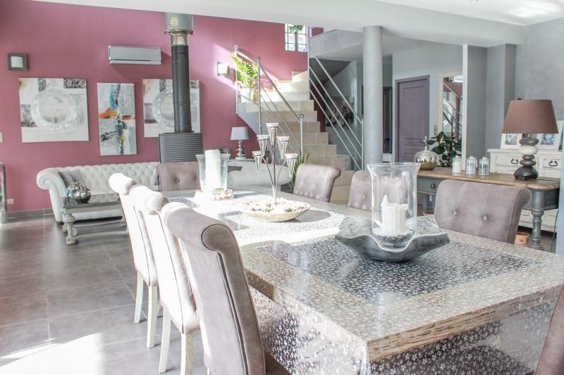 Deluxe sale house / villa Pujaut 493000€ - Picture 10