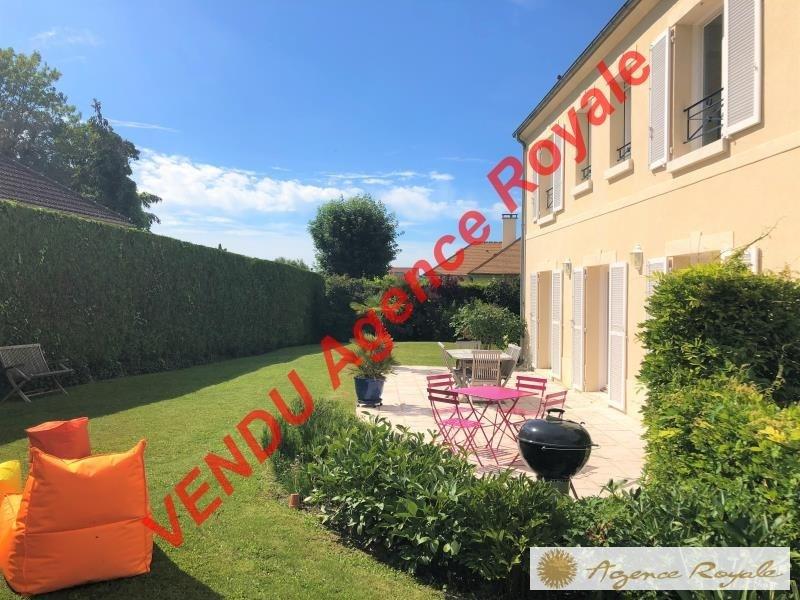 Deluxe sale house / villa Fourqueux 1130000€ - Picture 1