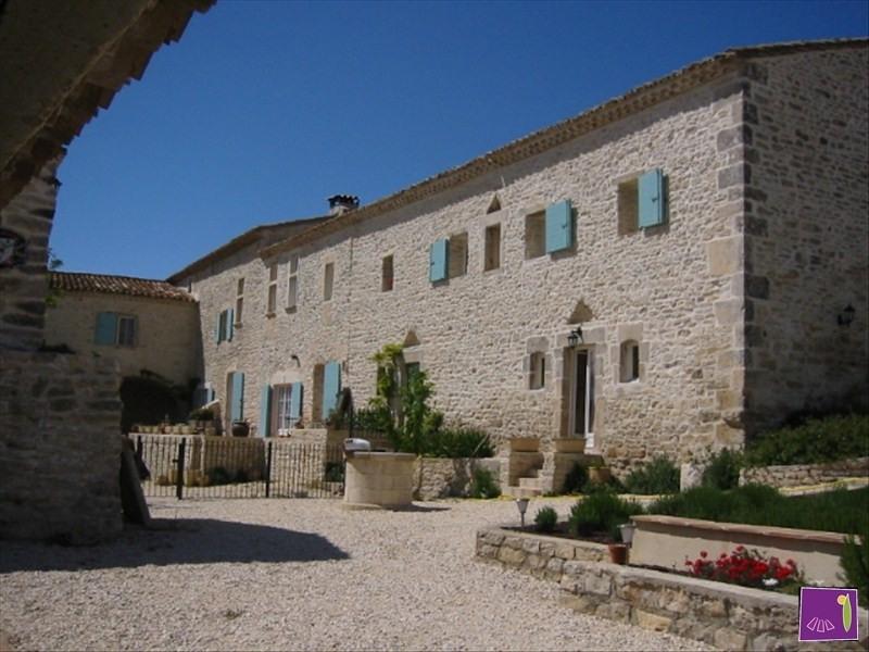 Immobile residenziali di prestigio casa Uzes 1590000€ - Fotografia 8