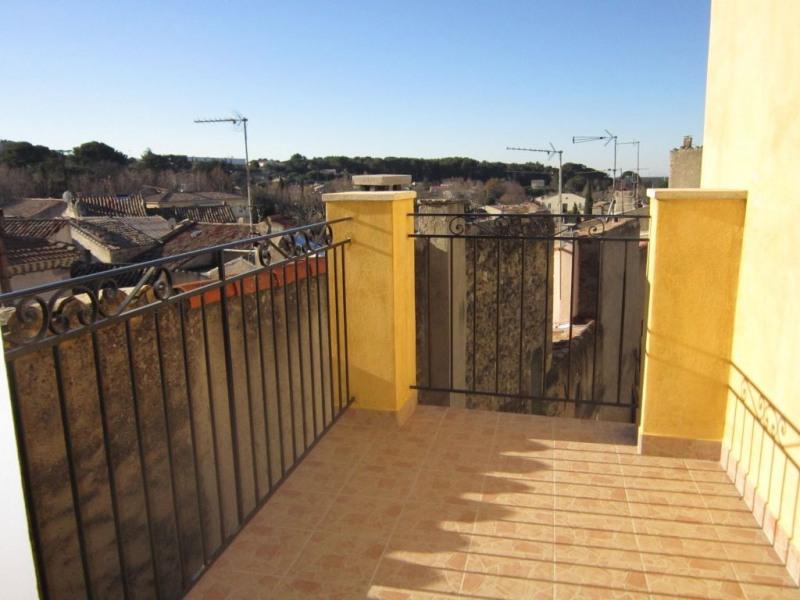 Rental apartment Lambesc 530€ CC - Picture 1