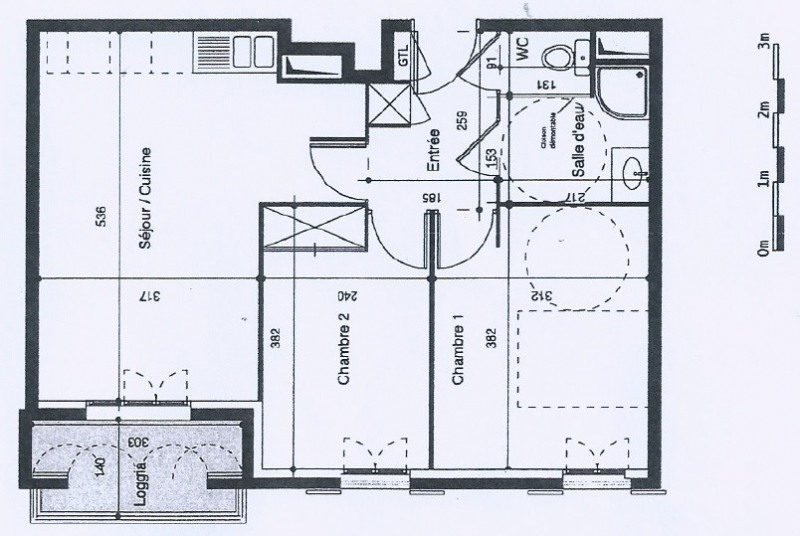 Venta  apartamento Toulon 234000€ - Fotografía 17